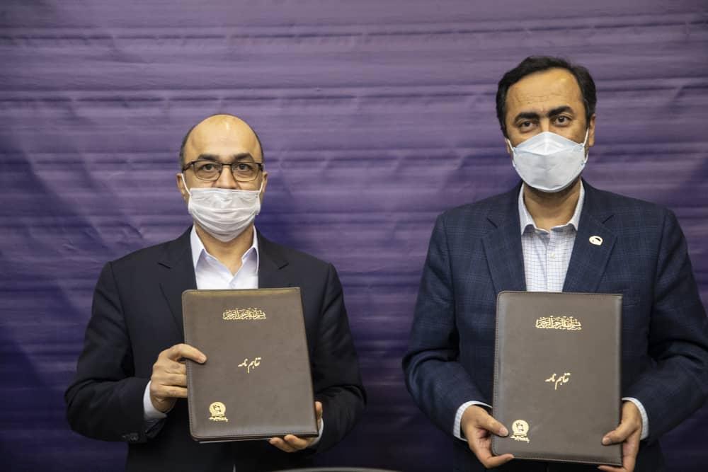 تفاهمنامه ۱۵ هزار میلیاردی بانک تجارت و پتروشیمی خلیج فارس