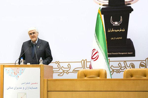 تندیس زرین جایزه ملی مدیریت مالی ایران به بانک پاسارگاد رسید