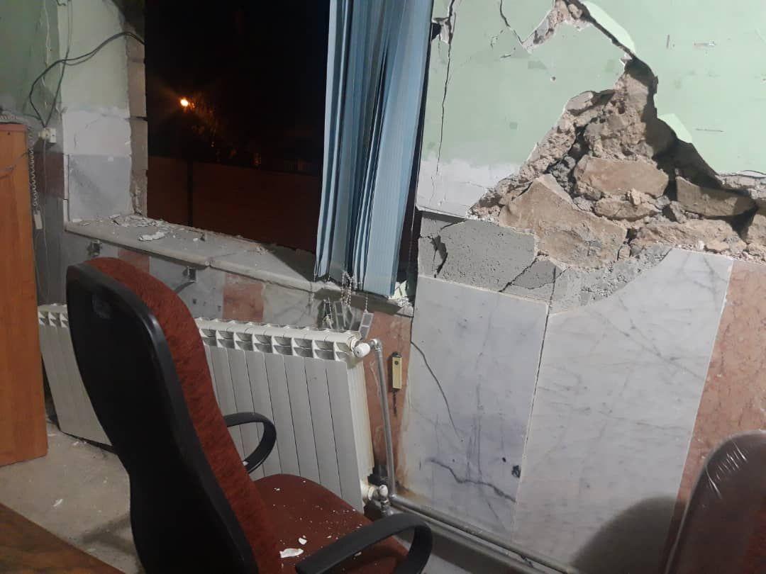 شهروندان زلزله زده سی سخت تنها نخواهند ماند