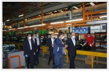 امضای تفاهمنامه بانک تجارت با مدیرعامل کارخانه پاکشوما