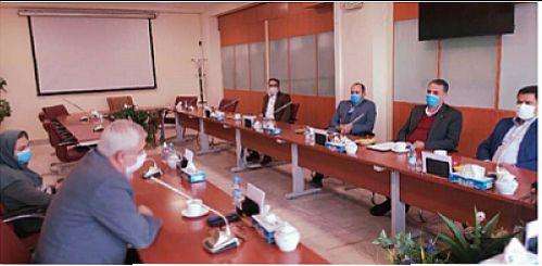مشارکت بانک رفاه کارگران در تجهیز دانشگاه علوم پزشکی تهران