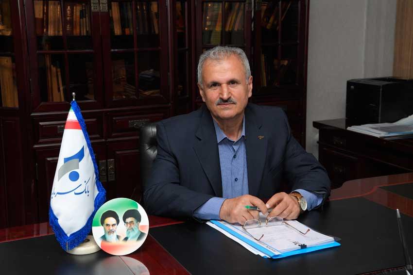 پیام تبریک مدیرعامل بانک سرمایه به مناسبت مبعث رسول اکرم