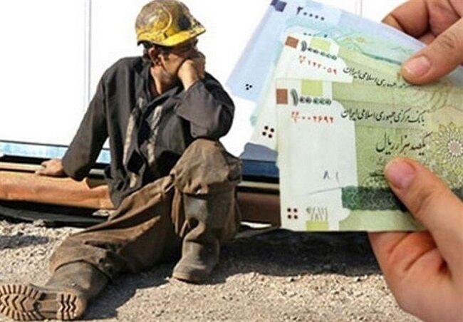 حداقل دستمزد کارگران ۳۹ درصد افزایش یافت