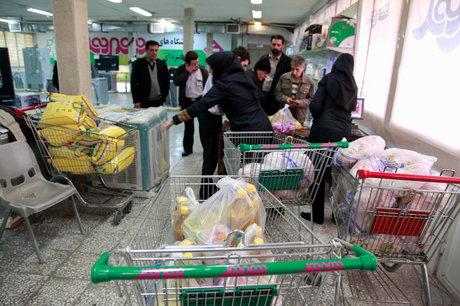 آمادگی بخش تعاون برای توزیع اقلام شب عید و ماه رمضان