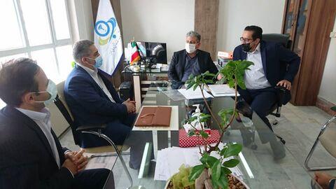 مشارکت بانک رفاه کارگران در تجهیز دانشگاه علوم پزشکی استان البرز