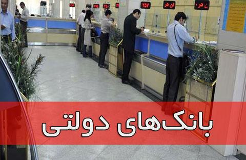 دولت بدهیهایش با بانکهای دولتی را تسویه کند