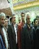 تجدید پیمان مسئولان و کارکنان بانک رفاه با امام راحل