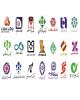 لوگوی تمام بانک ها در یک عکس