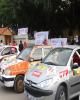 مسابقات رالی اتومبیلرانی با حمایت مالی بانک انصار