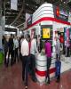 حضور فعال بانک ملت در نمایشگاه بین المللی ایران تله کام ۲۰۱۸