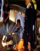 سقوط حادثهساز پله برقی در مترو رم