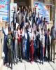 بهره برداری از مدرسه جدید بانک ملت در روستای نوروزآباد کرمانشاه