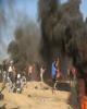 صهیونیست ها یک فلسطینی را شهید و 37 نفر را زخمی کردند