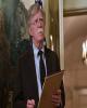 بولتون از امکان تحریمهای بیشتر علیه ایران خبر داد