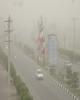 غلظت گرد و غبار در سردشت به 20 برابر حد مجاز رسید