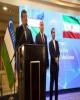 توسعه لیست اقلام موافقتنامه تجارت ترجیحی ایران و ازبکستان، زمینه ساز گسترش روابط دو کشور
