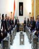 رایزنی رئیس پارلمان سوریه با هیاتی از مجلس برزیل