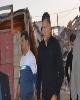 گزارش علی دایی از عملیات ساخت و ساز در مناطق زلزله زده سرپل ذهاب/ عکس
