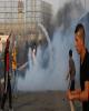 تیراندازی ارتش صهیونیستی به سوی فلسطینیان در شرق غزه
