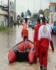امدادرسانی به ۹۴ خانوار متاثر از بارندگی در خوزستان