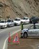 ترافیک سنگین محورکرج - چالوس را یک طرفه کرد