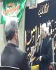 ایرانیان بمبئی در سوگ ختمی مرتبت و ثامن الحجج عزاداری کردند