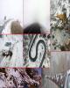 بارش برف و کمبود سوخت در جاده چالوس/ مردم بی اعتنا هستند!