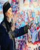 روایت شهادت امام رضا (ع) بر پرده اصیل ایرانی