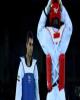 شکست نماینده آمریکا مقابل تکواندوکار ایرانی/کره جنوبی حریف مردانی در مرحله یک چهارم