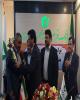 برگزاری مراسم تکریم و معارفه سرپرست شعب بانک قرض الحسنه مهرایران در استان بوشهر
