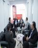 بازدید رییس هیات مدیره و مدیران ارشد بانک ملت از نمایشگاه الکامپ