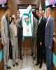 افتتاح سیستم یکپارچه سازی «ال سی دی»های شعب بانک دی