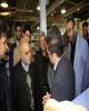 وزیر اقتصاد از پروژه های حوزه های حمل و نقل شهری، کشاورزی و صنعتی بازدید کرد