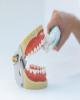 مسواکی که در ۵۰ ثانیه دندان ها را تمیز می کند