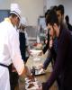 برخورد با پیمانکار غذای دانشکده اقتصاد دانشگاه تهران