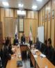 دیدار دکتر ضرابی با رئیس دانشگاه علوم پزشکی گلستان