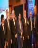 دکتر صالح آبادی در افتتاحیه پنجمین نمایشگاه تراکنش ایران شرکت کرد