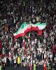 تشویق تیم ملی فوتبال ایران با لباس لری در امارات ! +عکس