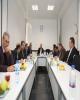 نشست مدیران بانک توسعه تعاون و شرکت تعاونی فرآوری دانههای روغنی