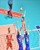 مصدومیت لژیونر والیبال ایران جدی نیست