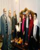 مدیرعامل بانک دی با خانواده شهید مسیحی دیدار کرد