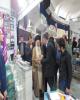 حضور فعال مدیریت شعب استان قم در نمایشگاه شکوه چهل سالگی انقلاب