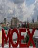 شاخص بورس مسکو رکورد تاریخی زد/تجارت ۹۰۰ میلیارد دلاری