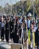 پیادهروی خانوادگی، اقدام انگیزشی بانک ملی ایران برای کارکنان