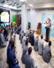مراسم  بزرگداشت روز شهید در بانک دی برگزار شد