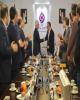 تفاهمنامه مشترک بانک ایران زمین وپژوهشکده اقتصاددانشگاه علامه