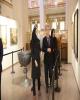 بازدید سفیر کره جنوبی از موزه بانک ملی ایران