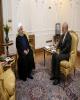 ارائه برنامههای ۴ معاونت ریاستجمهوری و بانک مرکزی به روحانی