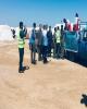 چهارمین مرحله کمکهای غیرنقدی بانک توسعه تعاون به لرستان و خوزستان