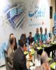 بازدید مدیرعامل بانک توسعه صادرات از شرکت فولاد کاوه جنوب کیش